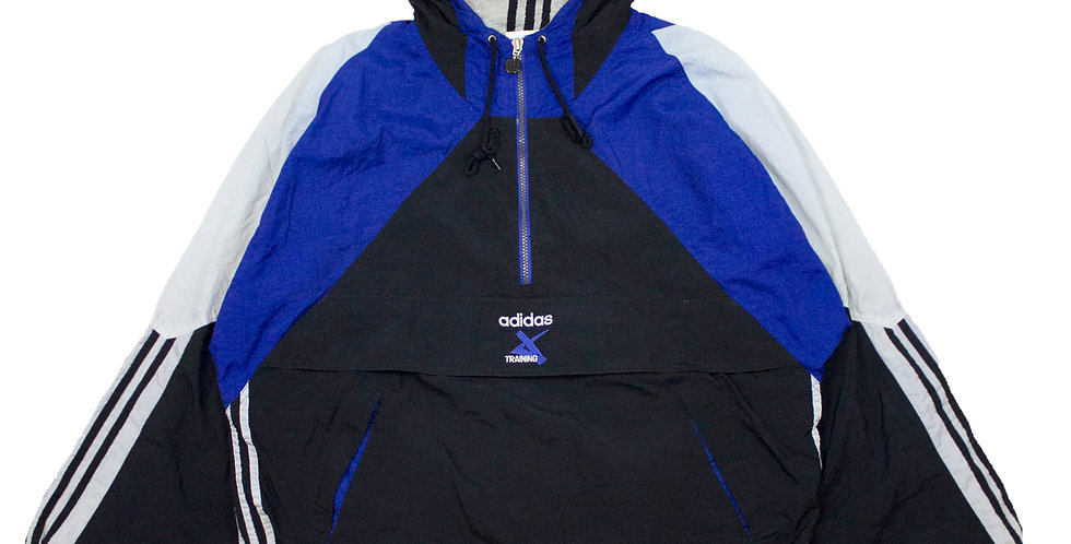 Adidas X-Training Windbreaker Pullover Jacket