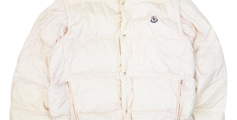 Moncler Grenoble Pink Down Jacket