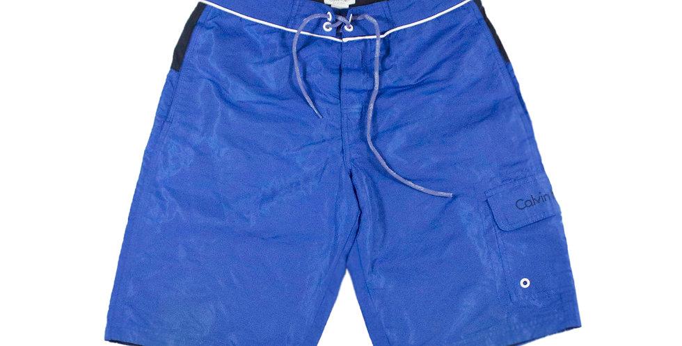 Calvin Klein Blue Shorts