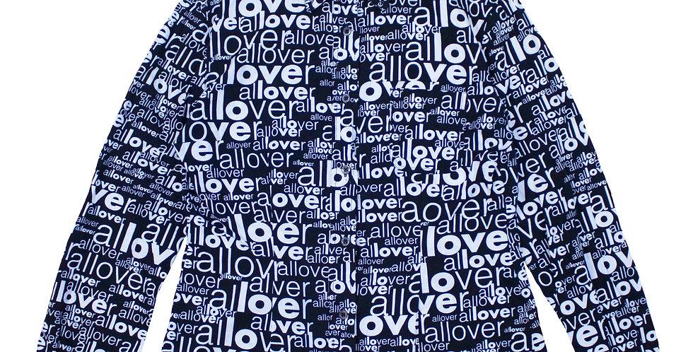 Moschino 'All Over' Print Shirt