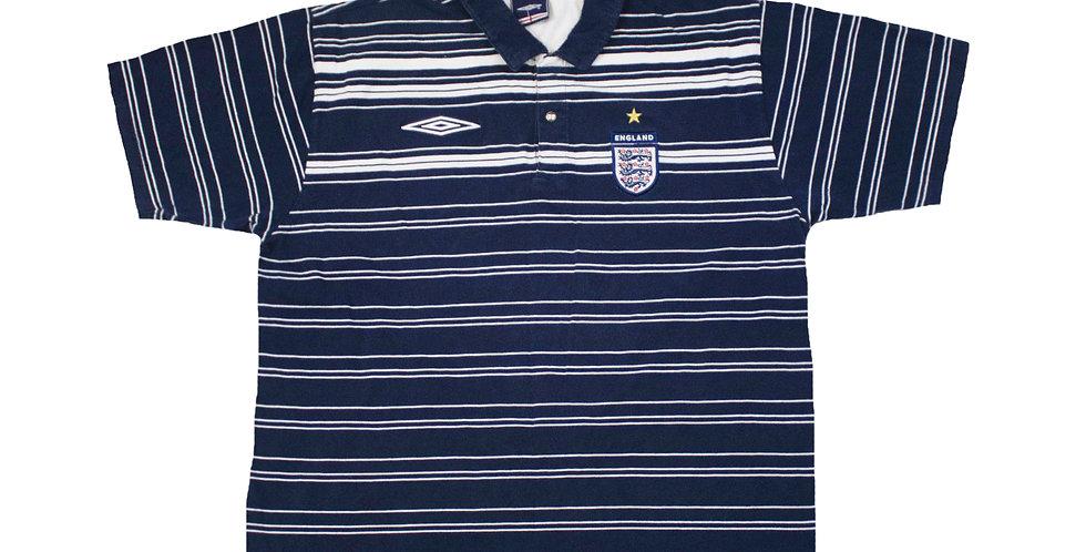 Umbro England Polo