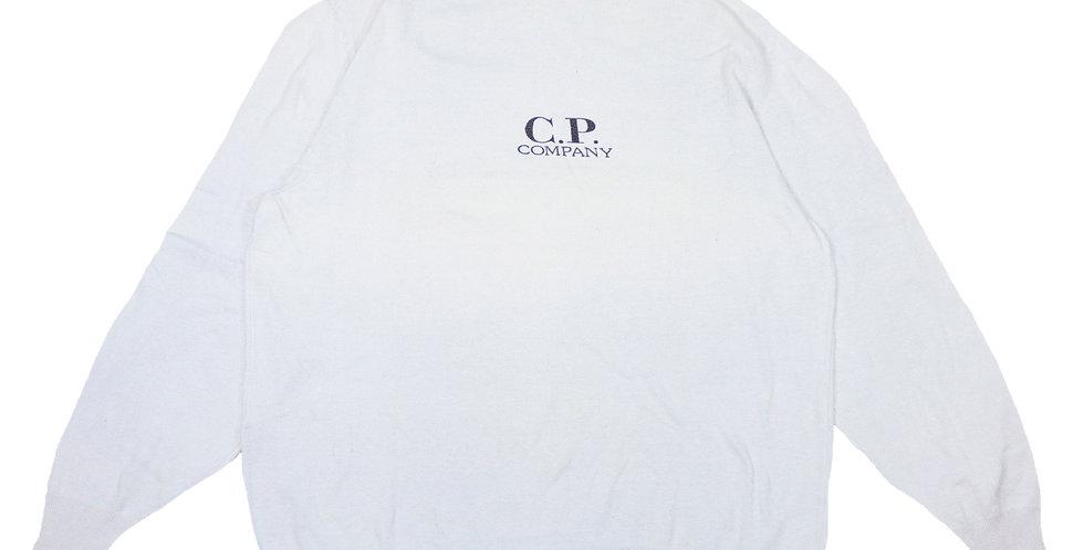 1980's C.P. Company Light Blue Sweatshirt