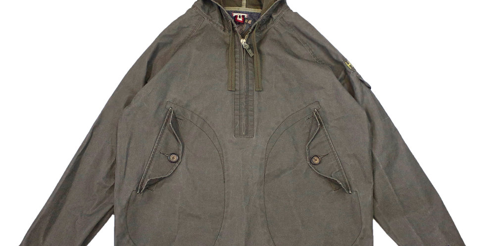 Tommy Hilfiger Waxed Cotton Anorak