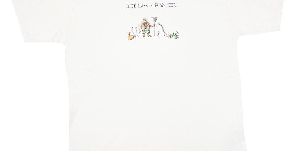 Alan Titchmarsh The Lawn Ranger T-shirt