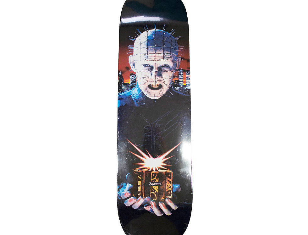 SS18 Supreme Hellraiser Skateboard Deck