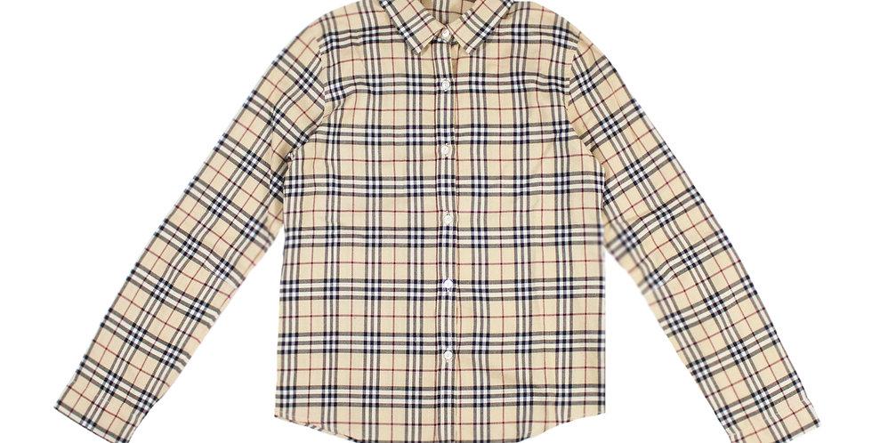Burberry Nova Check Print Shirt