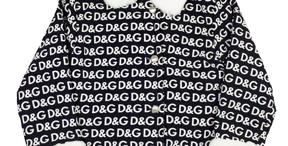Dolce & Gabbana All Over Print Jacket