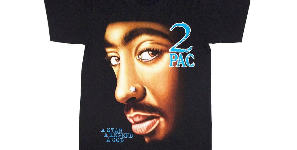 2000's Tupac Shakur T-shirt