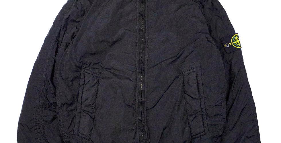 2009 Stone Island Garment Dyed Crinkle Reps NY Jacket