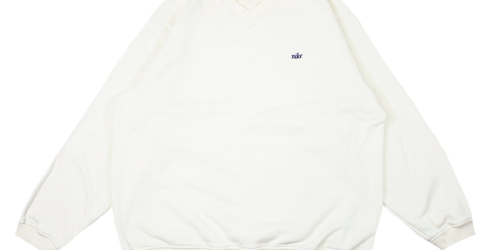 Nike V Neck Sweatshirt