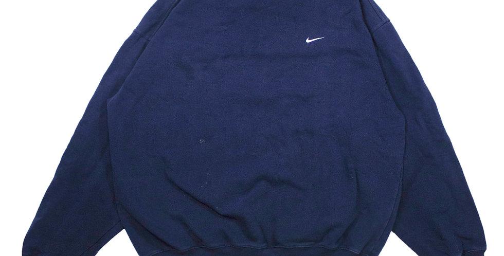 Nike Navy Sweatshirt