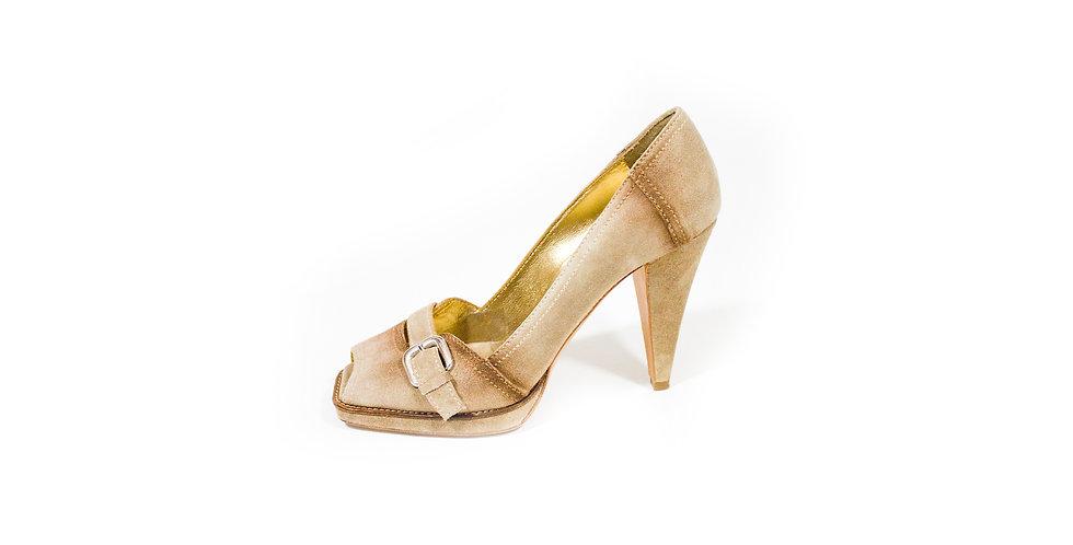 Prada Brown Heels