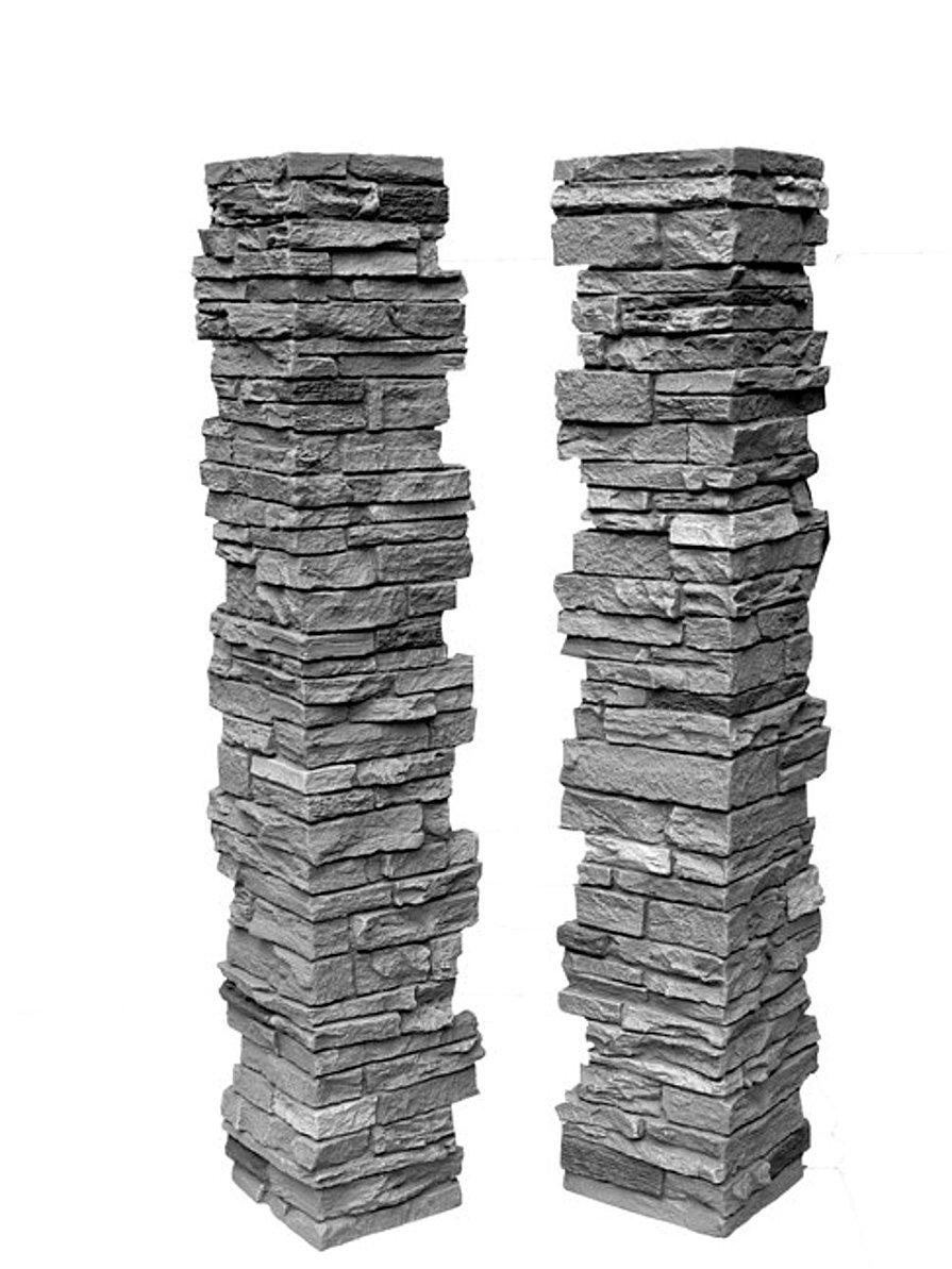 Decorative 4x4 Post Wraps Post Covers
