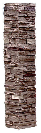 Stone Post Cover