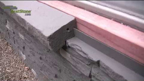 Installing Panels over Concrete