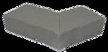 Sandstone Ledger Outside Corner Gray