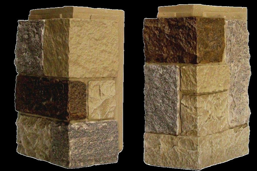 NextStone Sandstone Mounting Block Large in Graphite