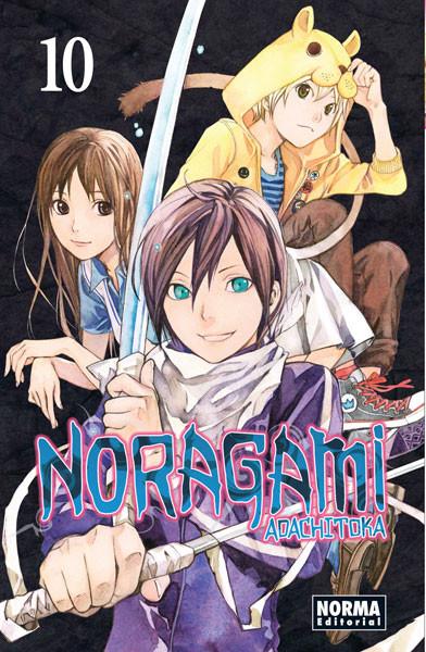 Noragami tomo 10 (Norma Editorial)