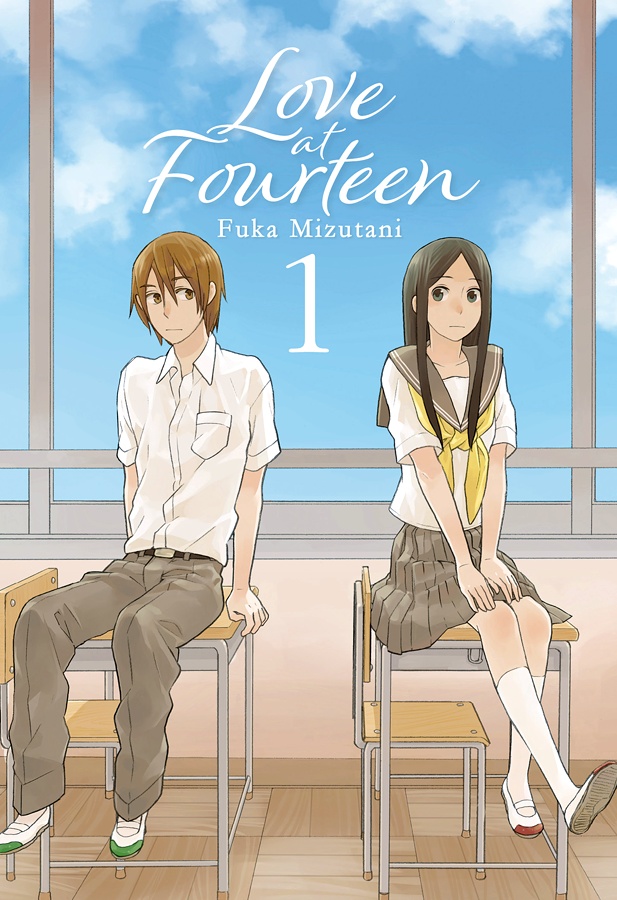 Love at fourteen tomo 1 (Milky Way Ediciones)