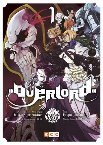Overlord tomo 1 (ECC ediciones)
