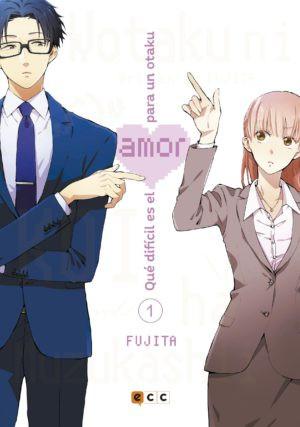 Qué difícil es el amor para un otaku tomo 1 (ECC)