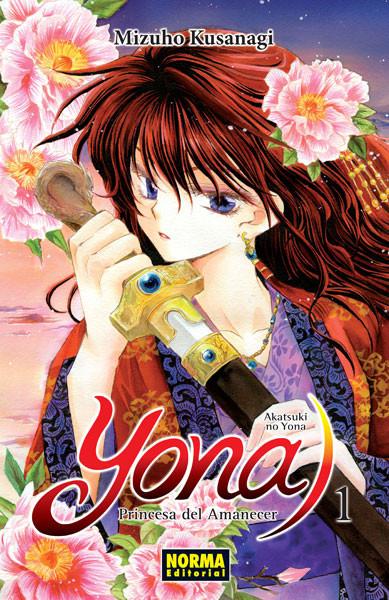 Yona, princesa del amanecer tomo 1 (Norma Editorial)