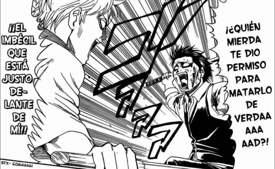 Capitulo 369 de Gintama