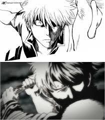 Gintoki vs Jirocho