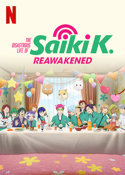 The disastrous like of Saiki K (Reawakened)