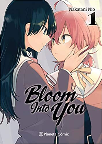 Bloom into you tomo 1 (Planeta Cómic)