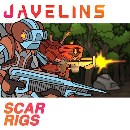 JAVELINS - Scar Rigs