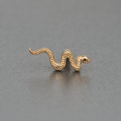Змея Желтое Золото