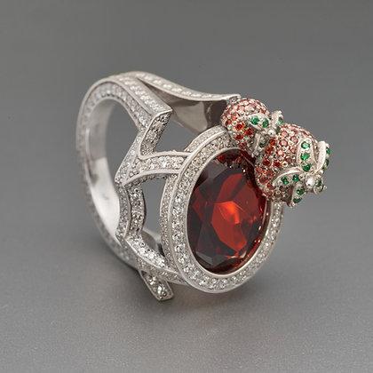 Кольцо Strawberry Daiquiri
