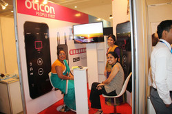 Oticon Stall At SAARC ENT Congress