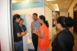 Starkey Stall At SAARC ENT Congress