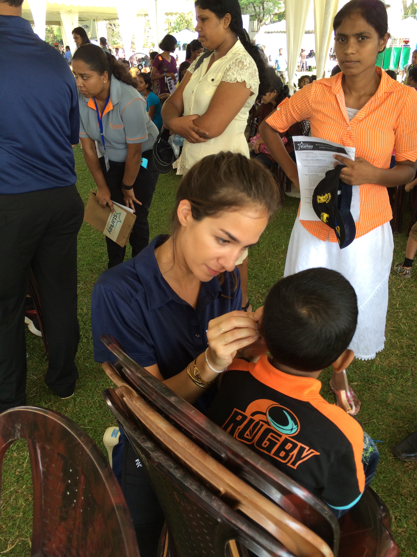 Starkey hearing Mission