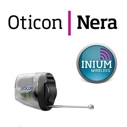 Nera Pro Custom Hearing aids (All Styles)