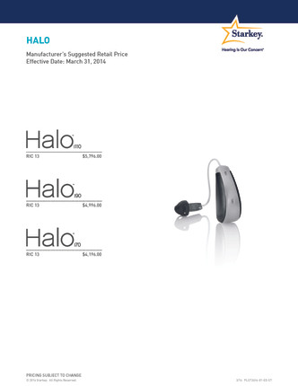 Starkey Hearing aid prices, Contact us for Special Prices on Starkey Products.