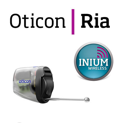 RIA Pro Custom Hearing aids ( All Styles)