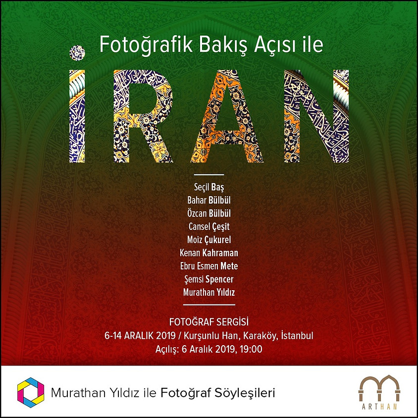 IRAN with Photographic Perspective