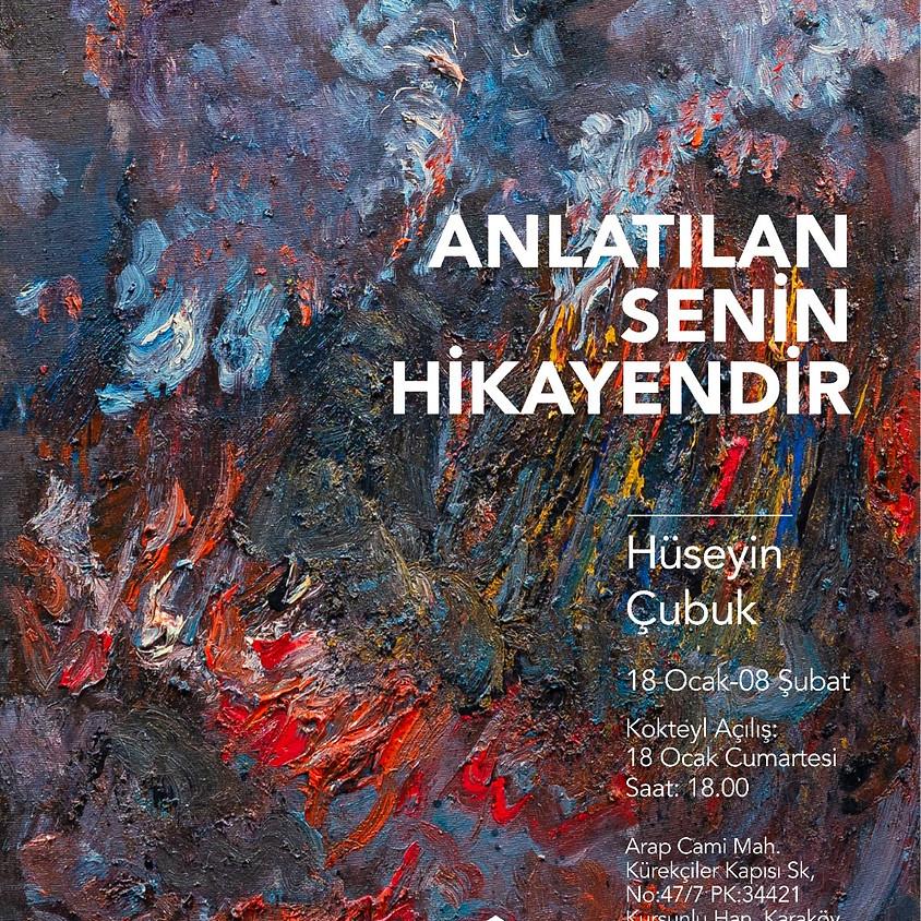 """Telled is Your Story"" Hüseyin Çubuk"