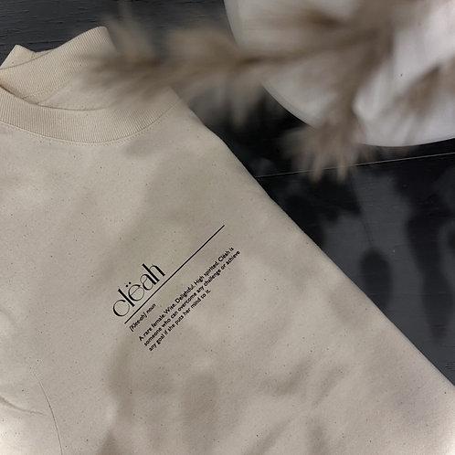 The Clëah Heavy Boxy T-Shirt
