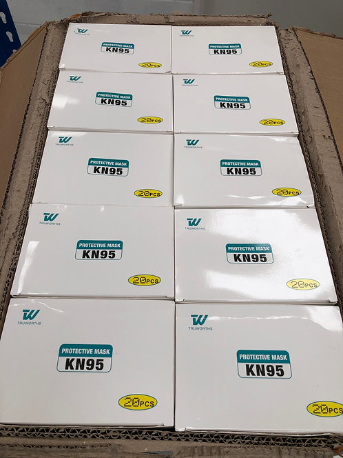 KN95 / FFP2 Face mask bulk buy