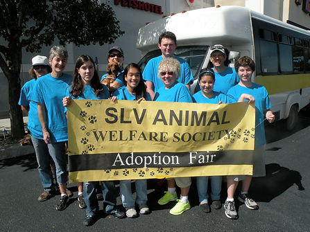 SLVAWS adoption fair