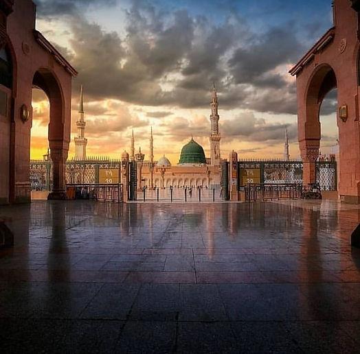 Madinah is beautiful Ibadah tours.jpeg