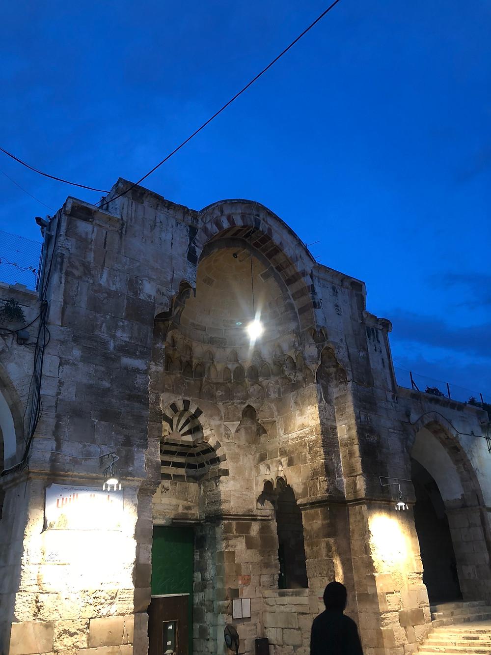 Palestine Masjid Al Aqsa