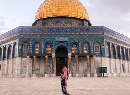 PALESTINE – THE JOURNEY OF A LIFETIME