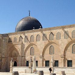 QIBLI MASJID AL AQSA (JERUSALEM)IBADAH T