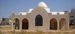 TOMB OF ABDUR RAHMAN IBN AWF (R.A) Ibada