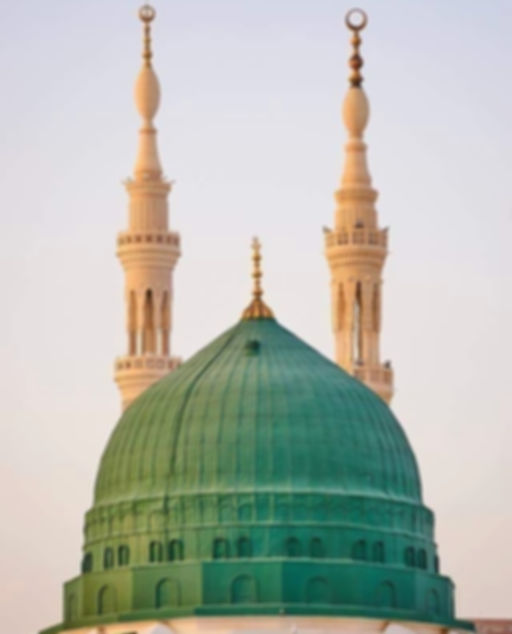Dome Madinah Ibadah tours.jpeg
